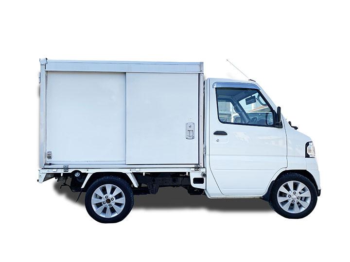冷凍・冷蔵車
